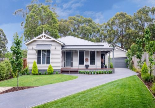 Federation home with Bullnose Verandah