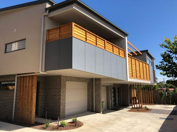 Townhouse Lilydale - Outside