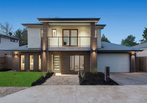 Townhouse Wandin - Front of House
